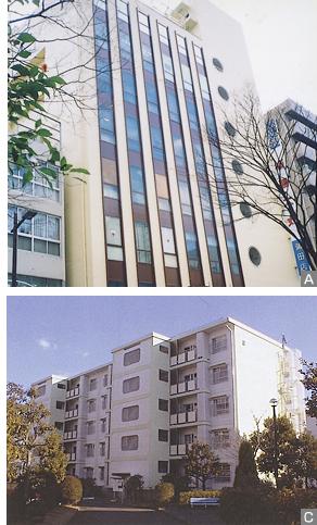建築塗装の実績(1)